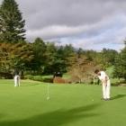 富士ゴルフコースの写真